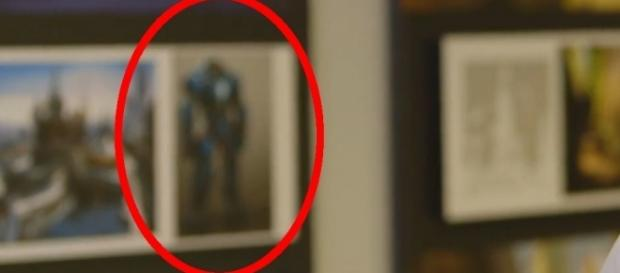 A new 'Overwatch' character or just old concept art. / Image via YouTube