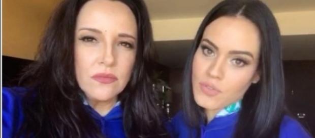 Ana Carolina e Letícia Lima em postagem no Instagram