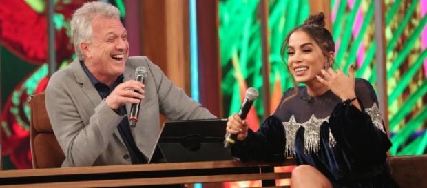 """Anitta fala de preconceito no """"Conversa com Bial"""" ( Foto: Reprodução)"""