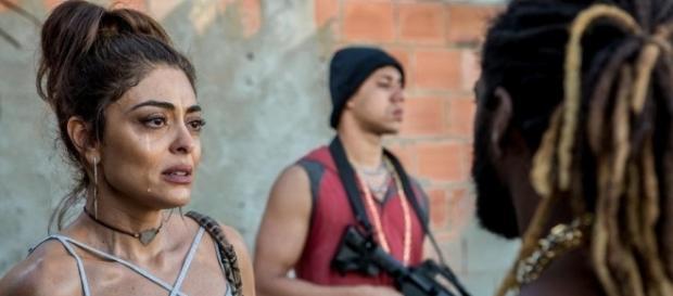 Bibi vai até a favela na novela 'A Força do Querer'
