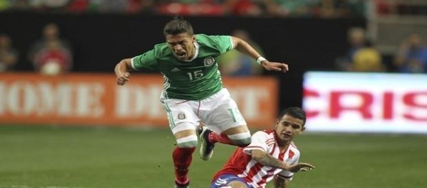 el primer jugador mexicano que formará parte de la Roma