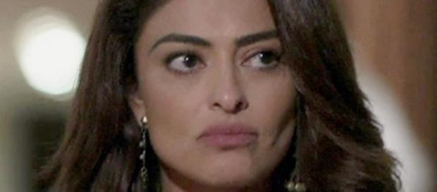 Juliana Paes faz o papel de Bibi na trama das nove