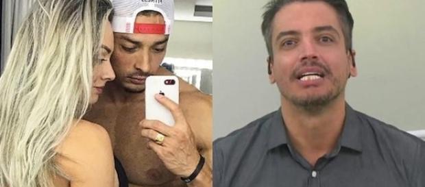 Leo Dias afirma ter provas da traição