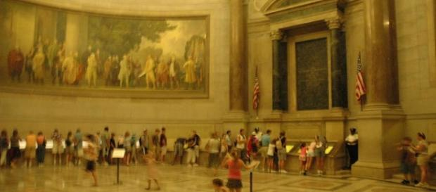 Museu de História Americana(Arquivo Nacional)