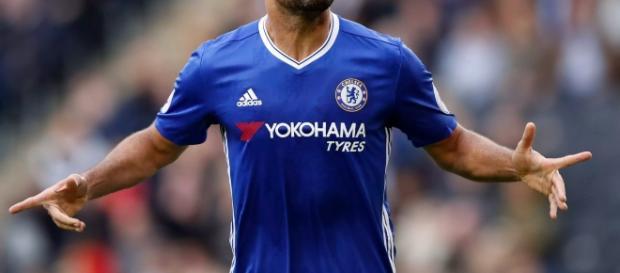 O jogador atua pelo Chelsea, mas já jogou no Atlético de Madrid
