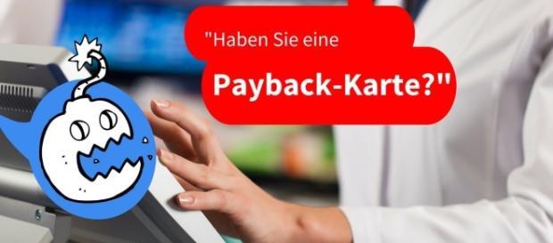 """Payback-Karte?"""" Die Frage nervt! Hier die perfekte Antwort! - bequemling.de"""
