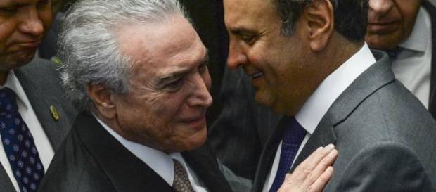 PMDB e PSDB estão juntos na política (Foto: Reprodução)