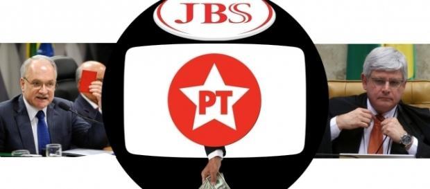 Relação entre Janot, Fachin e JBS está sob suspeita