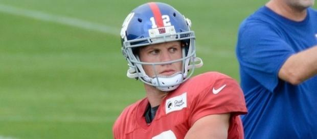 Ryan Nassib will compete for the backup quarterback spot -- Tom Hanny via WikiCommons