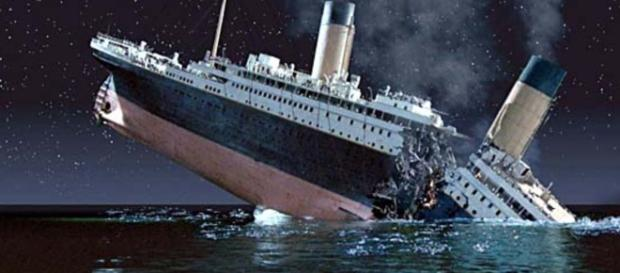 Titanic pode sumir do mapa - Google