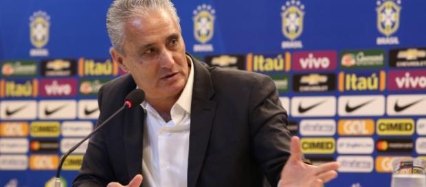 Tite fez mudanças na Seleção Brasileira