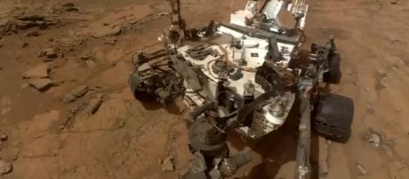 NASA Mars Curiosity Rover Report/ NASA Youtube