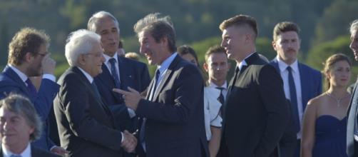 All'incontro con il Capo dello Stato Sergio Mattarella, il ... - italianoenduro.com