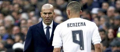 Benzema y Zidane en el punto de mira de la FFF