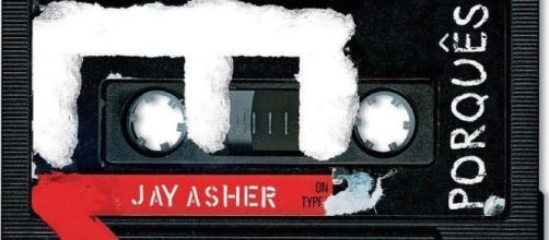 Capa do livro ''Os 13 Porquês'', de Jay Asher
