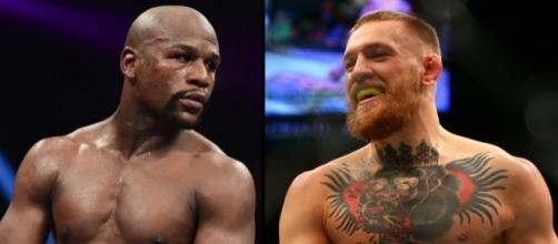 Conor McGregor contro Floyd Mayweather
