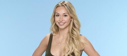 Corinne Olympios speaks up about the alleged misconduct. -ABC