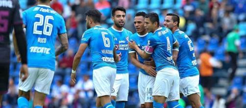 Cruz Azul quiere contar con un delantero chileno