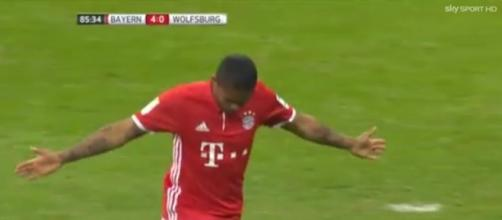 Douglas Costa, esterno del Bayern Monaco