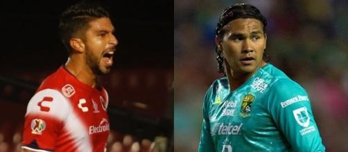 Eduardo Herrera y Gullit Peña reciben permiso para jugar en ... - com.mx