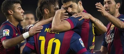 el jugador está en la agenda del Barcelona para la próxima temporada