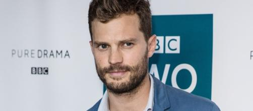 "Upcoming film ""Fifty Shades Freed"" star Jamie Dornan"