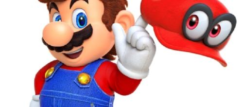 First playable 'Super Mario Odyssey' demo shows Mario using his sentient cap. / from 'Tech Times' - techtimes.com