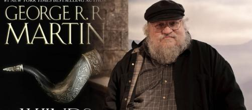 George R. R. Martin, author of The Winds Of Winter (Game of Thrones) - photo:Blasting News Library