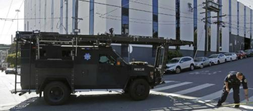 Gunman opens fire at UPS building in San Francisco, California.
