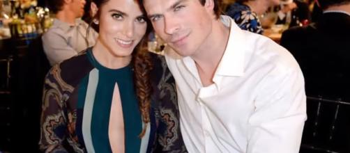 Ian Somerhalder and Nikki Reed are said to be experiencing problems on their finances. Photo by TubeZone/YouTubeScreenshot