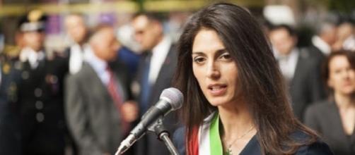 Il sindaco di Roma, Virginia Raggi: il Viminale ha risposto negativamente alla sua richiesta di moratoria sui nuovi arrivi di migranti