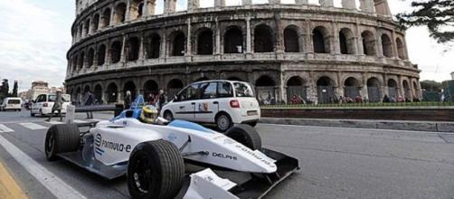 La Formula E arriva a Roma, non davanti al Colosseo ma su un circuito di 3 km ricavato all'EUR.