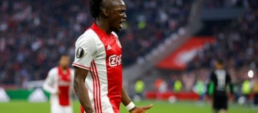 Lyon keeps tabs on Bertrand Traore ... - image source BN library