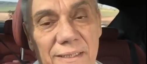 Marcelo Rezende abandona o tratamento contra o câncer