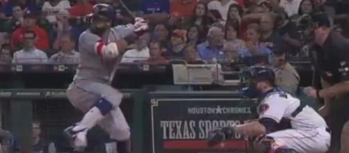 Odor is ready to hit, Youtube, Sports Central channel https://www.youtube.com/watch?v=ZNPdq42N-wQ