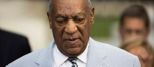 Photo of Bill Cosby whose lawyer said his client and the woman accusing him had secret affairs