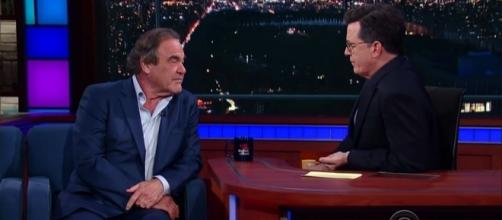 Photo screen capture from YouTube video / The Late Show with Stephen Colbert