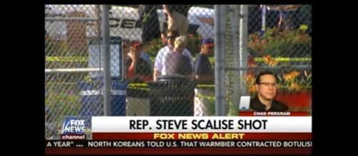 REP. SCALISE SHOT! / James Hoft via Youtube