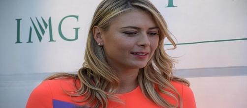 Sharapova in 2016/ Photo: Tourism Victoria via Flickr CC BY 2.0