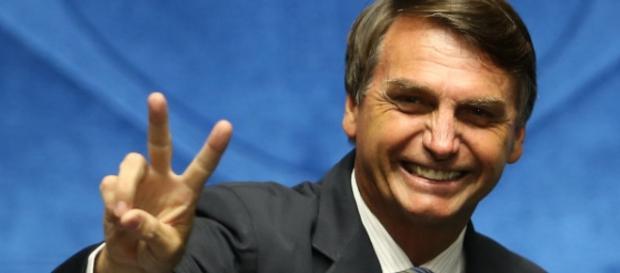 Bolsonaro quer concorrer ao pleito em 2018 (Foto: Reprodução)