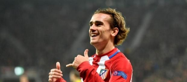 Griezmann signs new contract with Atletico Madrid ... - goal.com
