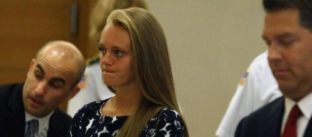 Michelle Carter appears for hearing over friend's suicide - The ... - bostonglobe.com