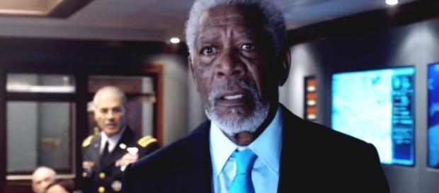 Morgan Freeman luta contra a fibromialgia