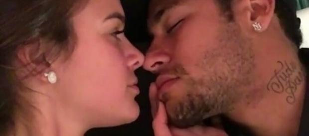 O casal já não esconde seus momentos mais íntimos