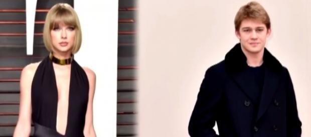 Taylor Swift is reportedly falling hard for Joe Alwyn. Photo - YouTube/Entertainment Tonight