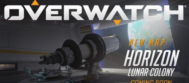 "The newest map to arrive to ""Overwatch"" called Horizon Lunar Colony is coming to the game on June 20 (via YouTube/PlayOverwatch)"