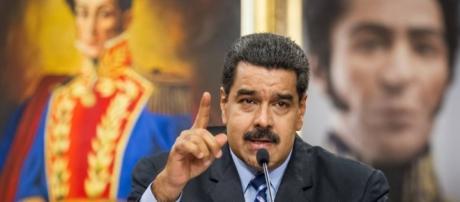 Maduro amenaza con usar las armas contra el pueblo