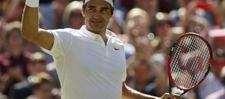 PHOTOS: Roger Federer reminds who is the 'King of Grass', enters ... - indianexpress.com