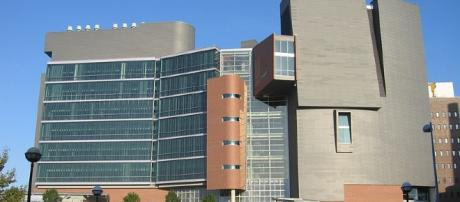 The University of Cincinnati's CARE/Crawley Building Via Adam Sofen