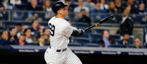Aaron Judge is making headlines because of his skills - Photo: Wikimedia Commons